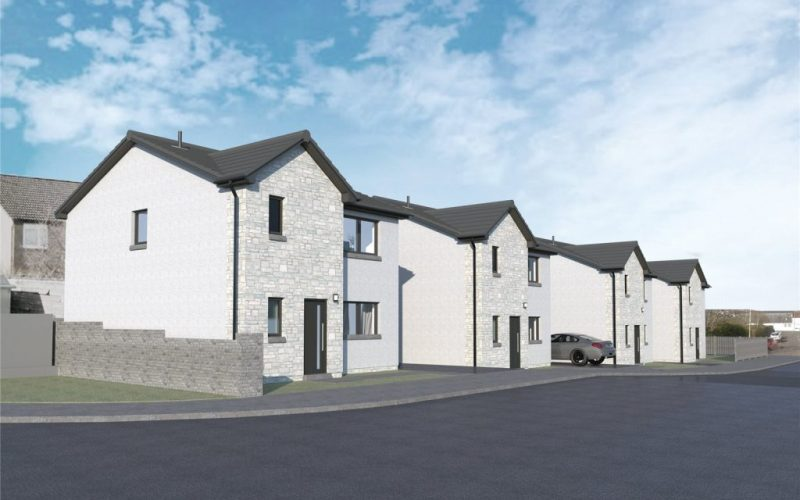 New Development Leng Street 4 Properties